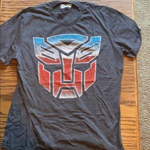 Old Navy Transformers tee